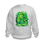 Mock Turtle & Gryphon Kids Sweatshirt