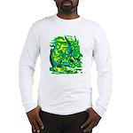 Mock Turtle & Gryphon Long Sleeve T-Shirt