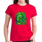 Mock Turtle & Gryphon Women's Dark T-Shirt