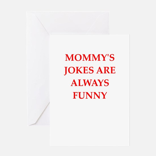 mom Greeting Cards