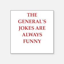general Sticker