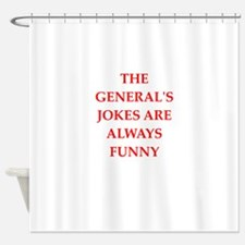 general Shower Curtain