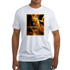 Our God Is A Consuming Fire Shirt
