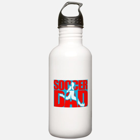 Soccer Dad Water Bottle