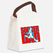 Soccer Dad Canvas Lunch Bag