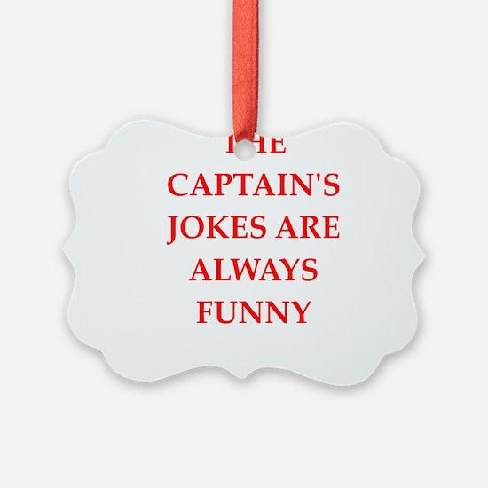 captain Ornament