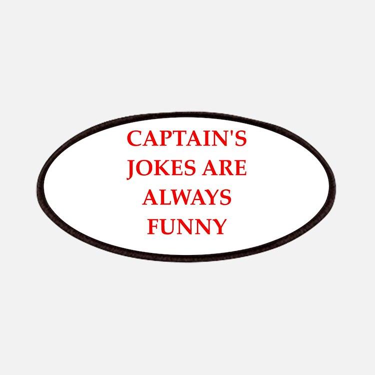 captain Patch