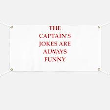 captain Banner