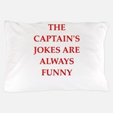 captain Pillow Case