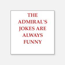 admiral Sticker