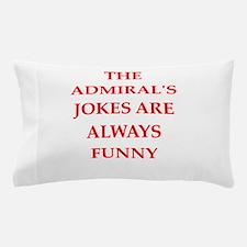 admiral Pillow Case
