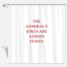 admiral Shower Curtain