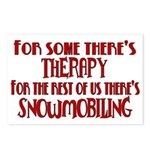 Some Have Therapy Postcards (Package of 8)