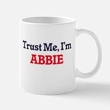 Trust Me, I'm Abbie Mugs