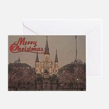 Christmas Cards from NOLa Greeting Card