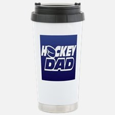 Hockey Dad Travel Mug