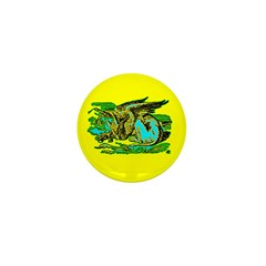Gryphon Mini Button (10 pack)