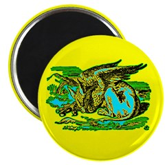 Gryphon Magnet