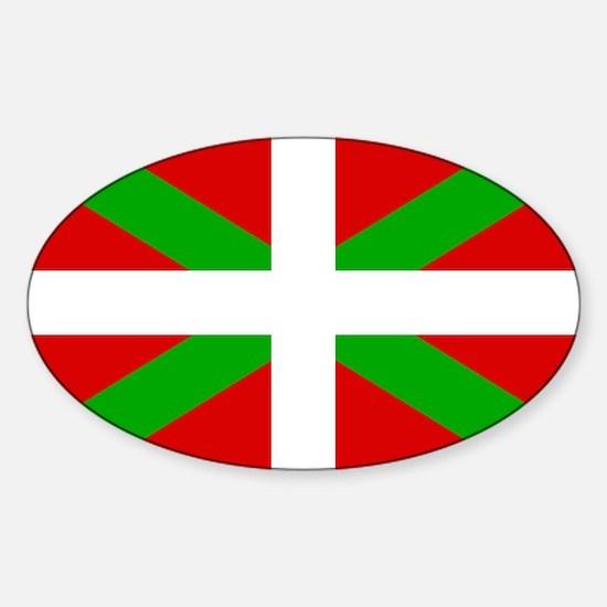 Basque Flag Decal