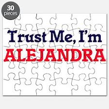 Trust Me, I'm Alejandra Puzzle