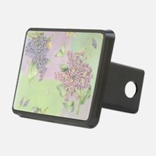 Lilacs Hitch Cover