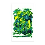 Duchess & Alice Rectangle Sticker