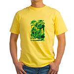 Duchess & Alice Yellow T-Shirt