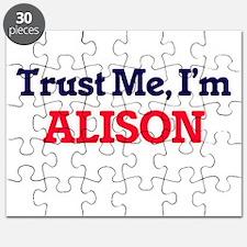 Trust Me, I'm Alison Puzzle