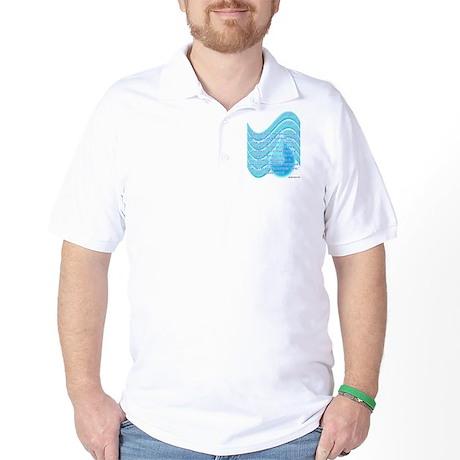 Living Waters Golf Shirt