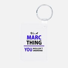 It's MARC thing, you wouldn't understand Keychains