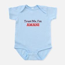 Trust Me, I'm Amani Body Suit