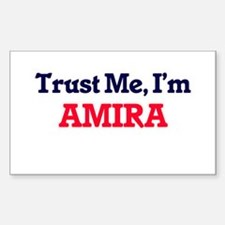 Trust Me, I'm Amira Decal