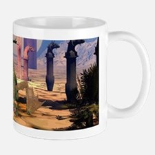 The dragon way Mugs