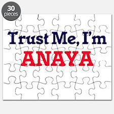 Trust Me, I'm Anaya Puzzle