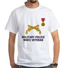 Military Police <BR>WWII Veteran Shirt 6