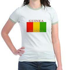 Guinea Guinean Flag T