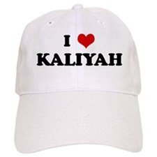 I Love KALIYAH Baseball Cap