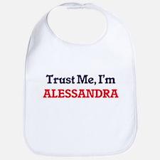 Trust Me, I'm Alessandra Bib