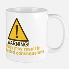 Pun Intended Consequences Mugs