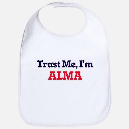 Trust Me, I'm Alma Bib