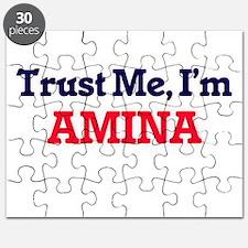 Trust Me, I'm Amina Puzzle