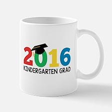 2016 Kindergarten Grad Mugs