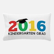2016 Kindergarten Grad Pillow Case