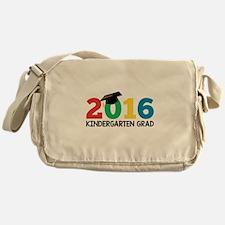 2016 Kindergarten Grad Messenger Bag