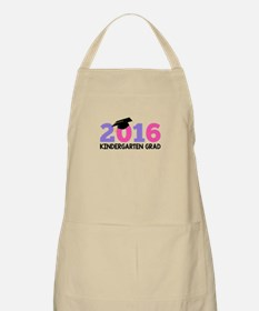 2016 Kindergarten Grad (Girls) Apron