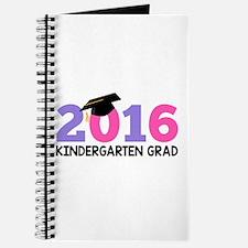 2016 Kindergarten Grad (Girls) Journal