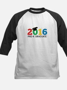 2016 Pre-K Graduate Baseball Jersey
