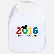 2016 Pre-K Graduate Bib