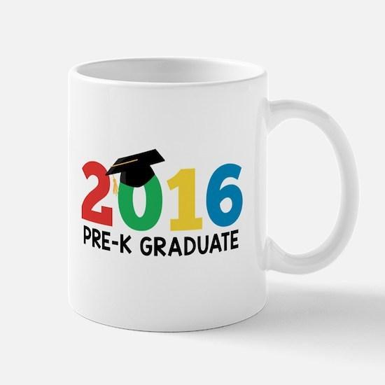 2016 Pre-K Graduate Mugs