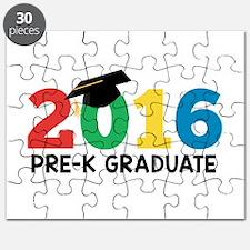 2016 Pre-K Graduate Puzzle